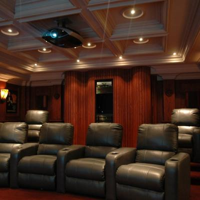Home Theater - West Coast Automations